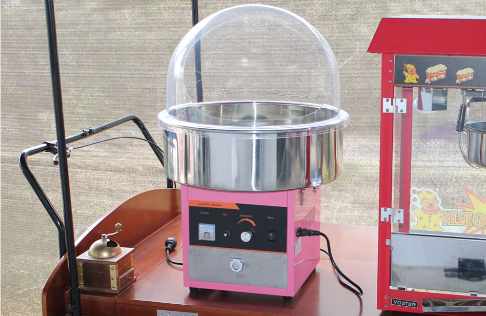 fairy floss machine